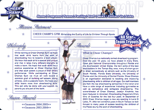 Cheer Champs Gym